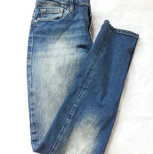 Mavi Jeans - Mavi Skinny Jeans Hi Rise